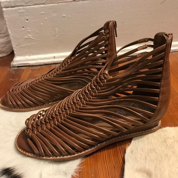 ddd0a22fce0a6 Jeffrey Campbell Handmade Ibiza Sandals